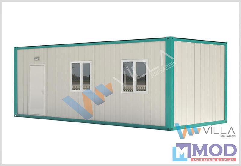 Prefabrik Ev 129 m²