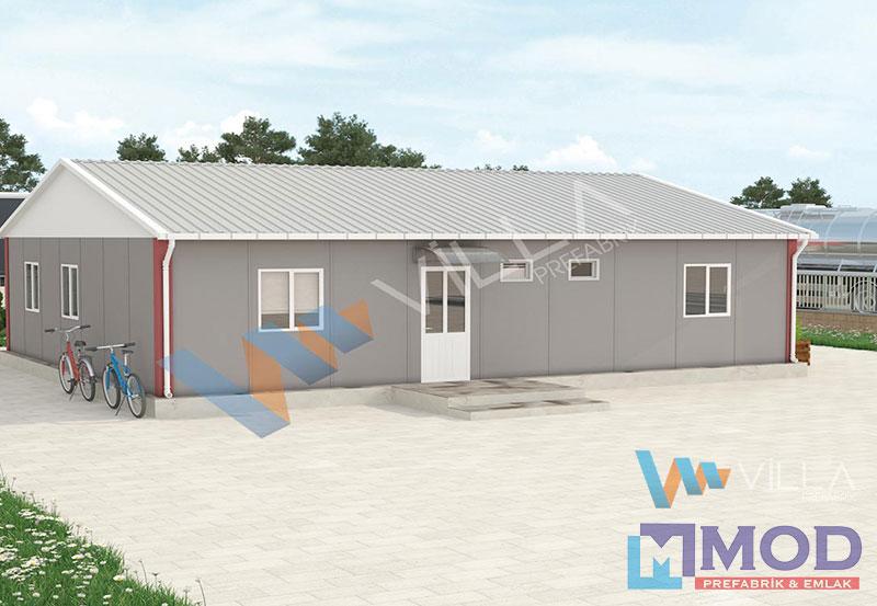 Prefabrik Ofis 102 m²