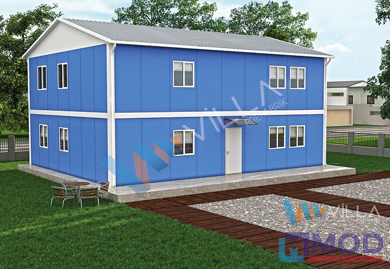 Prefabrik Ofis 204 m²
