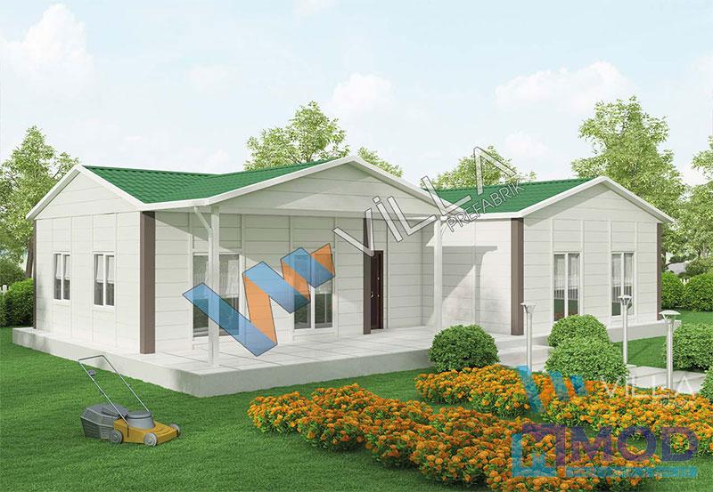 Prefabrik Ev 123 m²