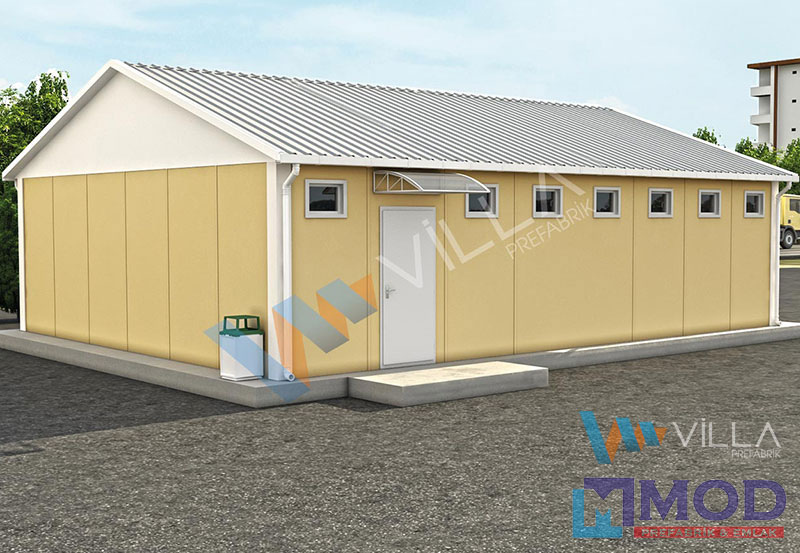 WC ve Duş Kabinleri 79 m²
