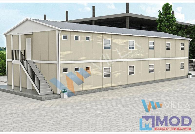 Prefabrik Yatakhane 475 m²