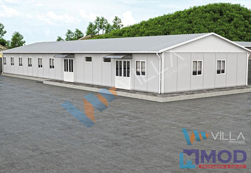 Prefabrik Yemekhane 226 m²